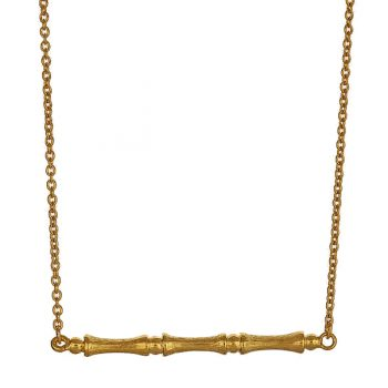 Bamboo Stick Necklace