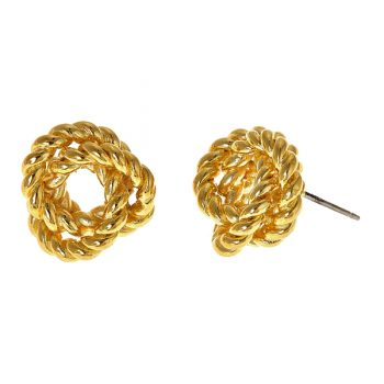 Rope Knot Earrings