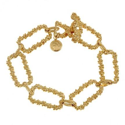 Square Link Bracelet