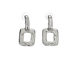 rhodium-earrings