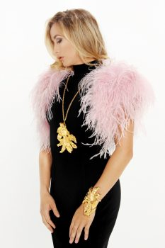 918-of-ostrich-feather-shoulderette-2