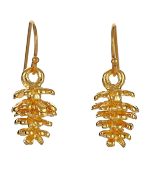 Pine-Cone-earrings-18K-gold-plate-copy